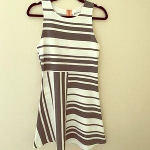 Olive and Oak Grey Dress